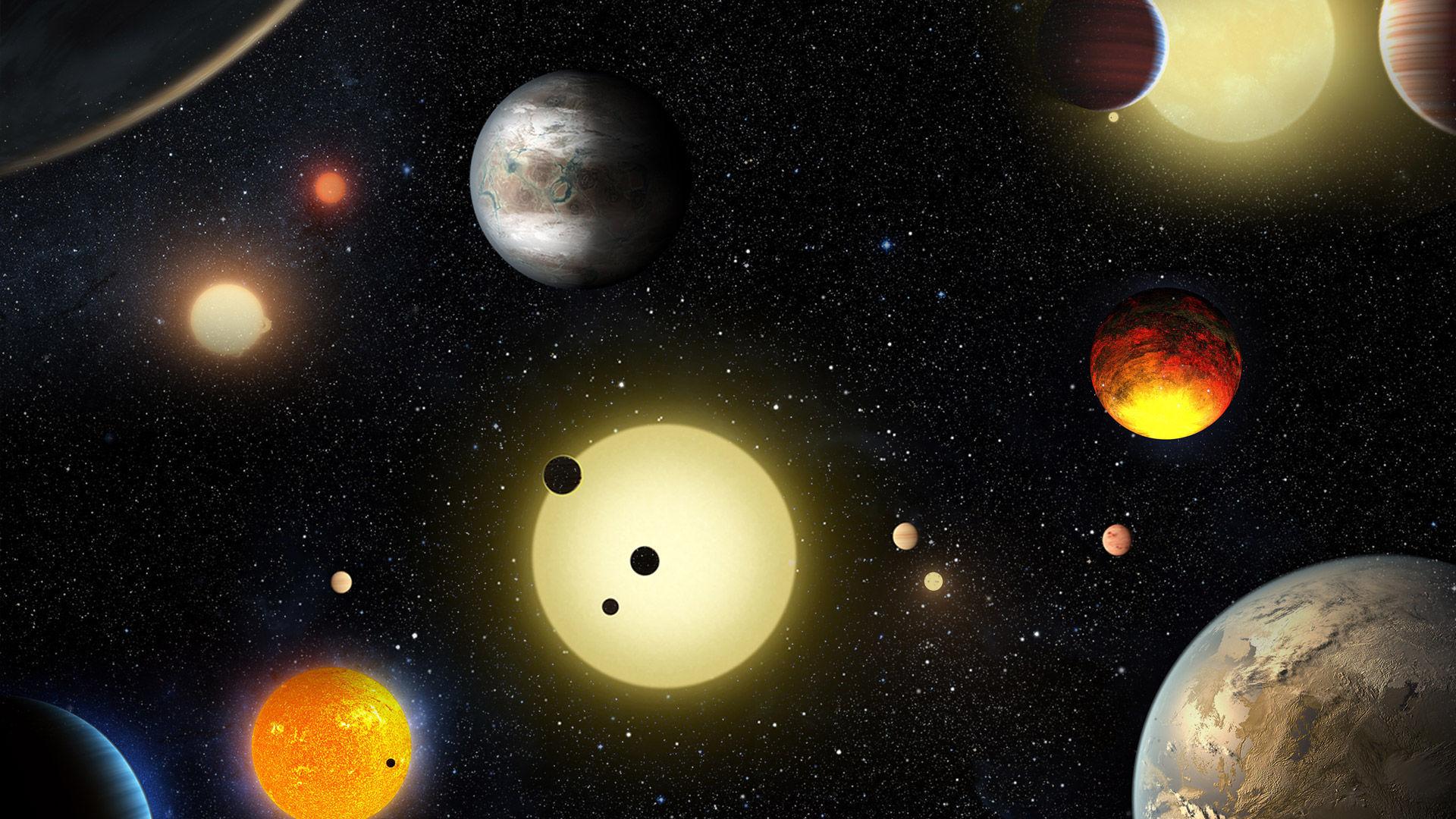 Астрофизики предсказали существование древнейших планет из алмазов