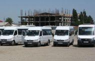 Дербент получит новые микроавтобусы