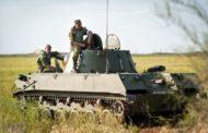 В Дагестане начались учения артиллерийских подразделений Каспийской флотилии