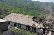Сгоревшую школу в селе Телетль восстановят к 1 сентября