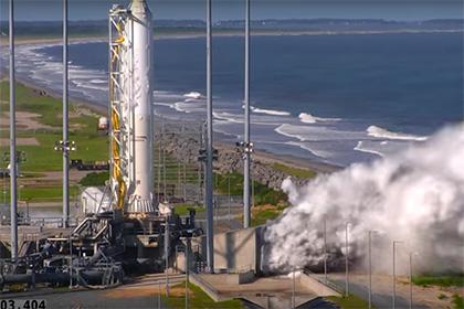 США успешно испытали российские двигатели РД-181 для ракеты Antares