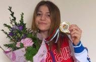 Дагестанка Милана Дадашева стала чемпионкой России по женской борьбе в весе до 48 кг