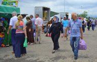 Межрайонная ярмарка стартовала в Буйнакском районе
