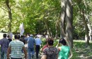 На юге Дагестана вновь протестуют против строительства водопровода в Дербент