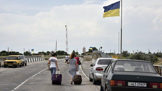 На Украине рассматривают новые маршруты транзита товаров в обход России