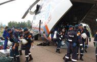 Спасатели нашли тела летчиков и черный ящик с упавшего Ил-76
