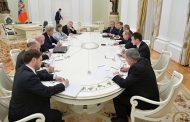 В Кремле раскрыли подробности встречи Путина и Керри