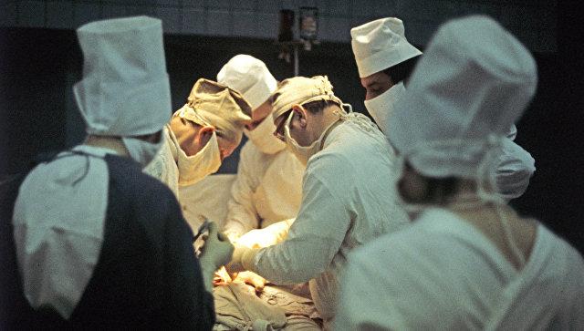 В Якутии впервые пересадили почку от умершего человека