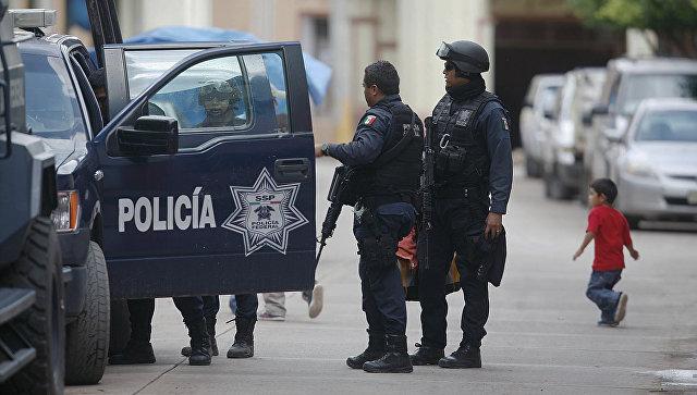 В Мексике убит второй за выходные мэр города