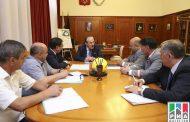 Рамазан Абдулатипов предложил запустить поезда между Дербентом и Баку