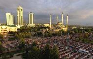В Грозном прошел самый массовый ифтар в России