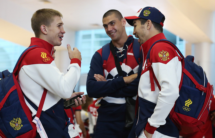 Дизайн формы российских олимпийцев изменили во избежание заражения вирусом Зика
