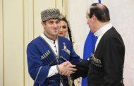 Председатель Дагкомрелигии М. Абдурахманов награжден почетным знаком РД