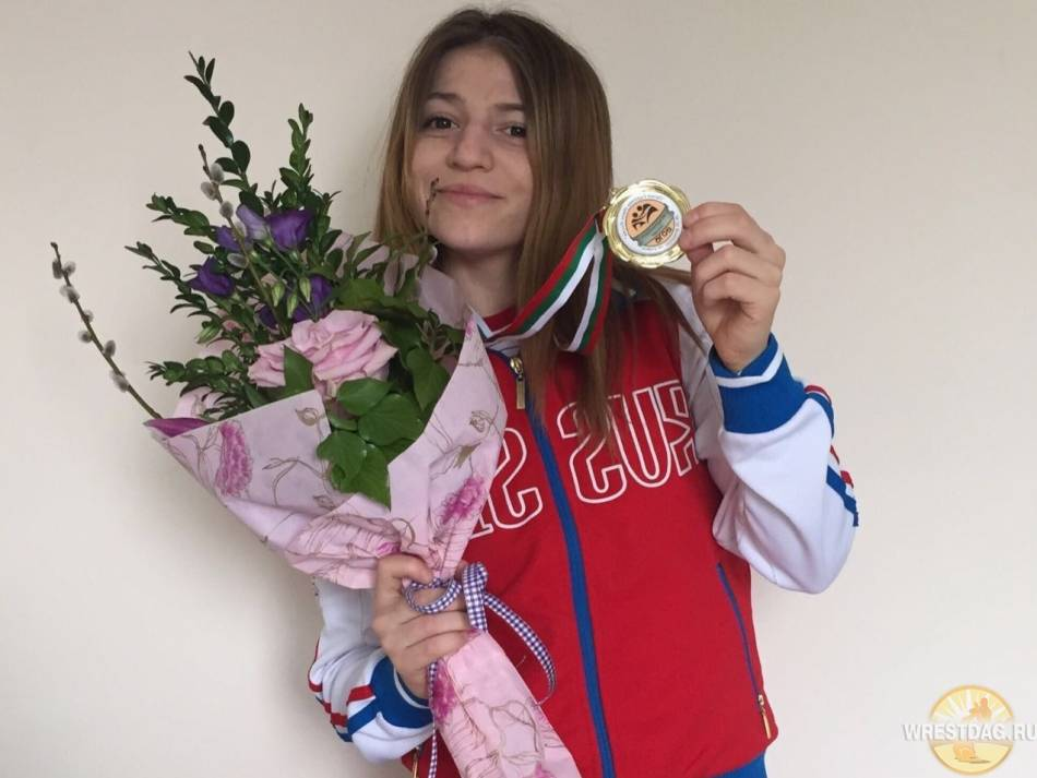 Дагестанка Милана Дадашева поедет на Олимпиаду в Рио-де-Жанейро