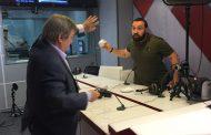 Дагестанец Султан Хамзаев в прямом эфире плеснул кофе в своего оппонента