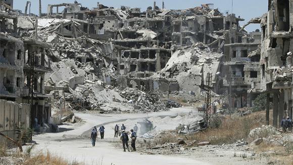 Жители сирийского Манбиджа: американцы не уступают в зверствах ИГИЛ