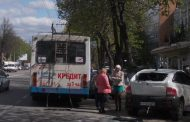 В России растет количество ДТП с участием общественного транспорта