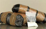 В Румынии задержали литовцев с 2,5 тонны кокаина