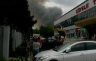 СМИ сообщили о большом числе раненных при взрыве на заводе в Азербайджане