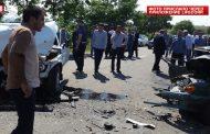 Шесть человек погибли в аварии в Ингушетии, из них трое — дети