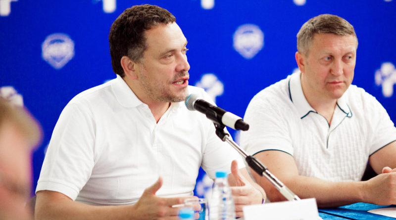 Максим Шевченко: Давай будем бороться как на честном борцовском ковре!