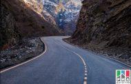 Дагестан на первом месте по темпам роста объемов строительства дорог в России