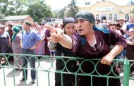 Акция протеста по спасению Самурского леса в Магарамкентском районе (Фото)