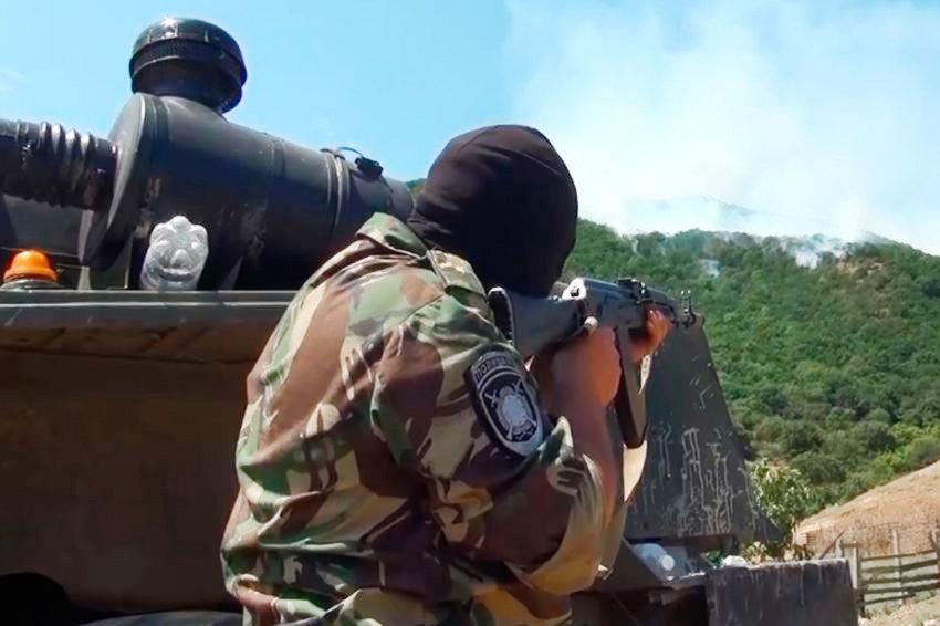 В Дагестане в засаду ФСБ попал один из главарей ДАИШ