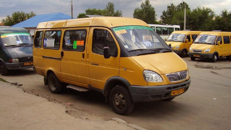 В Махачкале бастуют водители маршруток