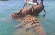 Штурмовик дагестанца Юсупа Акаева, сбитый во время ВОВ, поднят со дна Керченского пролива