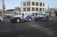 Появились подробности захвата здания полицейской части в Ереване