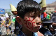 В Кабуле взорвали демонстрацию нацменьшинств