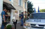Украинские националисты заблокировали в одесской гостинице политиков из Польши