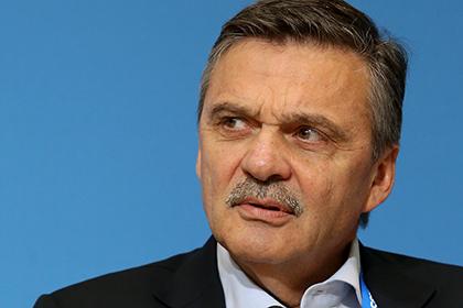 Глава IIHF Фазель уличил комиссию WADA в подмене фактов в докладе