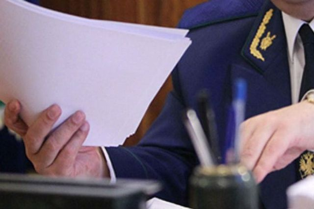 Прокуратура возбудила 3 административных дела в отношении начальника УЖКХ Дербента