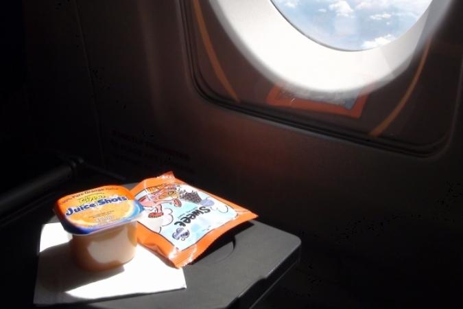 Семь продуктов, которые не стоит есть перед авиаперелетом