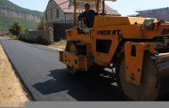 В Хиве обновляют инфраструктуру центра села