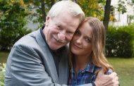 85-летний Иван Краско изводит ревностью свою 25-летнюю жену