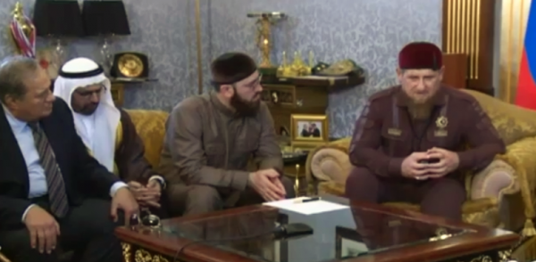 Рамзан Кадыров открыл в Грозном Всемирную исламскую конференцию | Видео