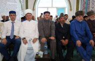 Председатель Дагкомрелигии Магомед Абдурахманов принял участие в открытии двух мечетей в Махачкале