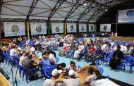 Спортивные и интеллектуальные игры прошли на III Международном межрелигиозном молодежном форуме