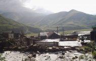 В некоторых районах Дагестана прошел сильнейший град (Видео)