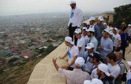 Участники III Международного межрелигиозного молодежного форума посетили Дербент