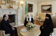 Рамазан Абдулатипов представлен к ордену РПЦ