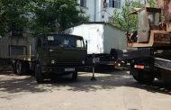 В Махачкале продолжается снос гаражей