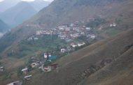 В Цунтинском районе полыхает очередное село