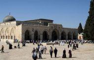 Исламский призыв в Иерусалиме слабеет
