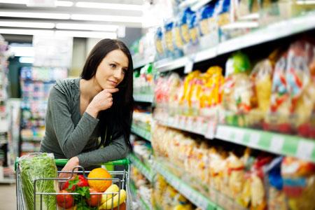 Потребительская корзина: 6 правил здорового питания
