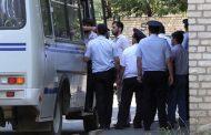 В Махачкале задержано около 20 прихожан местной мечети