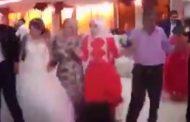 Видео взрыва на свадьбе в Турецком городе Газиантеп